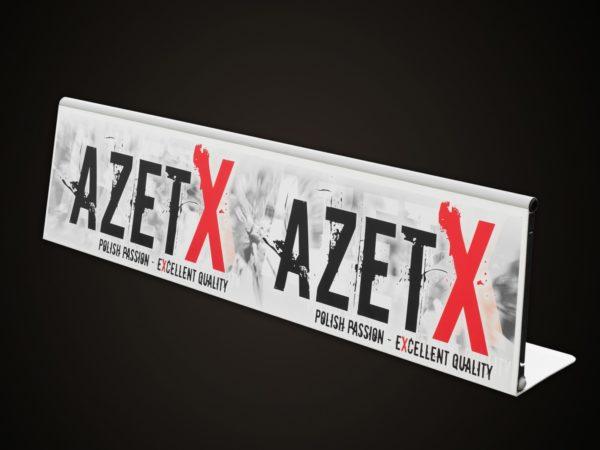 Bandy do unihokeja AZETX Econom bez certyfikatu IFF