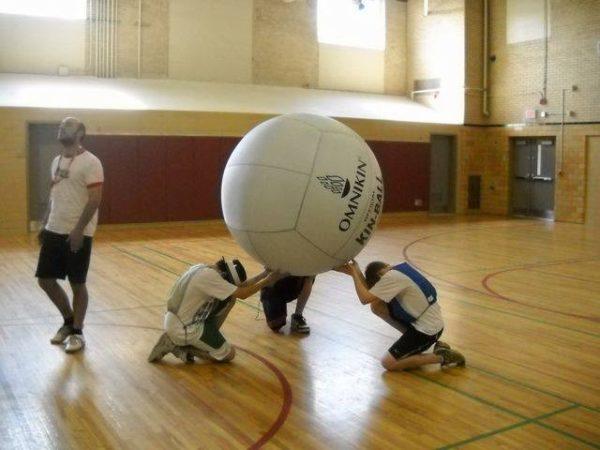 Oficjalna Piłka Kin-Ball