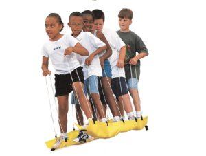 zabawa koordynacyjna team trak