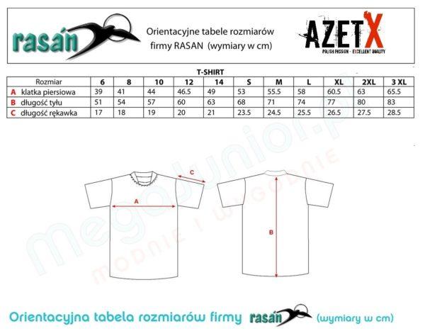 T-shirt Rasan ELASTIC