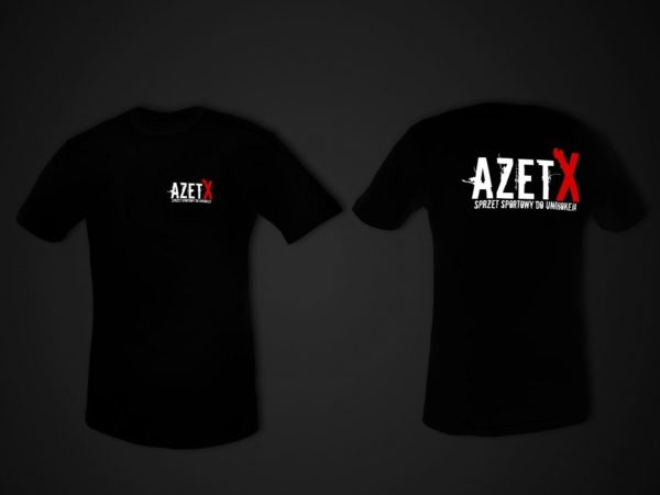 Koszulka z nadrukiem Azetx